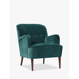 image-Swoon London Armchair, Dark Leg