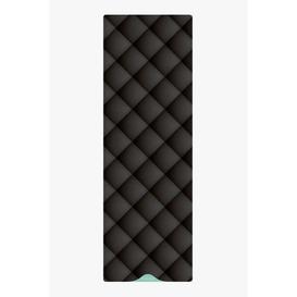 image-Myga Black Rubber Yoga Mat