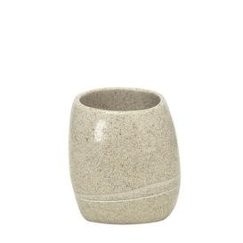 image-McVicar Toothbrush Holder Ebern Designs Finish: Sand Beige