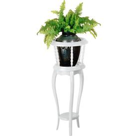 image-Plant Stand ClassicLiving Colour: Lacquered White