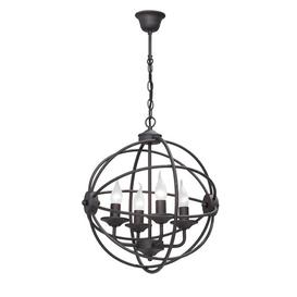 image-Howe 4-Light Candle Style Chandelier Brambly Cottage