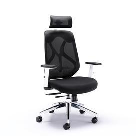 image-Modern mesh office chair DRAX