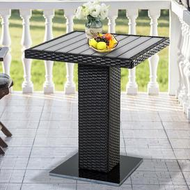 image-Whittier Rattan Bistro Table Sol 72 Outdoor