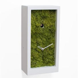 image-Mitcham Cuckoo Wall Clock Happy Larry Colour: White