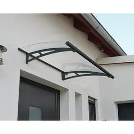 image-Aquila Door Canopy Palram Size: 22 cm H x 150 cm W x 91.8 cm D