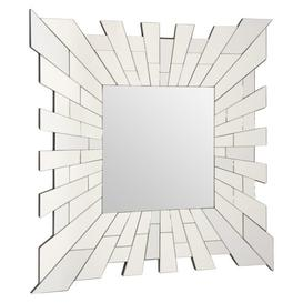 image-Elena Square Accent Mirror Metro Lane