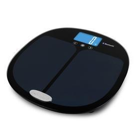 image-Salter Bluetooth Smart Analyser Bathroom Scale - Black