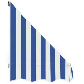 image-W 1.2 x D 2m Door Awning Sol 72 Outdoor Colour: Blue/White