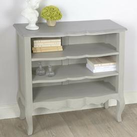 image-80cm Bookcase Fleur De Lis Living