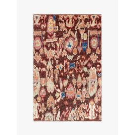 image-Gooch Luxury Hand Knotted Traditional Ikat Berber Style Rug, L180 x W120 cm