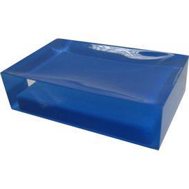 image-Picard Soap Dish Latitude Run Finish: Glossy Blue