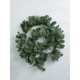image-9Ft Ready To Decorate Plain Christmas Garland