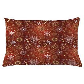 image-Gunlef Winter Xmas Outdoor Cushion Cover Ebern Designs Size: 40cm H x 65cm W