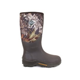 image-Muck Boots Woody Max Unisex Wellies - Camo Bark [10 / Bark]
