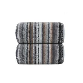 image-Pittsboro Bath Towel Single Breakwater Bay Colour: Grey