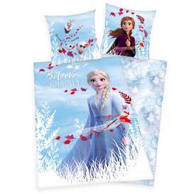 image-Frozen Children's Duvet Set Herding Heimtextil Verschlussart des Bettedeckenbezugs: Zip