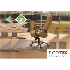 image-EcoTex Recyclable Chair Mat For Standard Pile Carpets