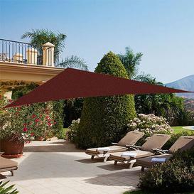 image-Hudson Oaks 6m x 6m Triangular Shade Sail Sol 72 Outdoor