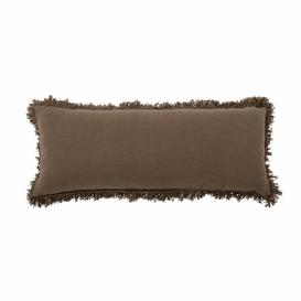 image-Large Fringe Cushion