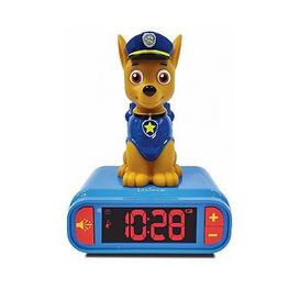 image-Lexibook Paw Patrol Night Light Alarm Clock