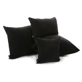 image-Millste Scatter Cushion with Filling Ebern Designs Size: 55 x 55cm, Colour: Black