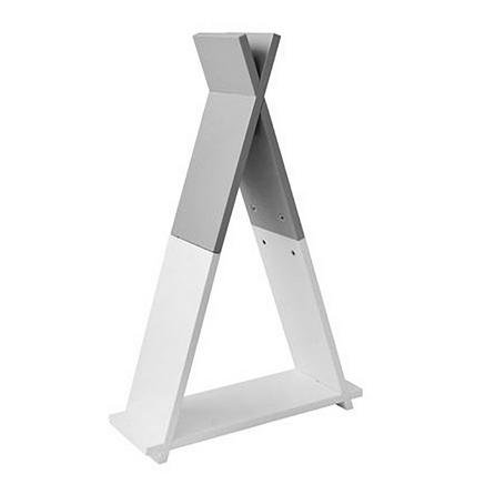 image-Tipi Wall Mounted Shelf White