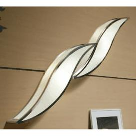 image-M8671 Sintesys Low Energy 2 Light Flush Ceiling Or Wall Lamp