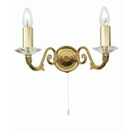 image-Braesgate 2-Light Candle Wall Light ClassicLiving