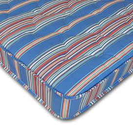 image-Revivo Kids Anti Allergy Basic Open Coil Mattress Airsprung Beds Size: Single (3')
