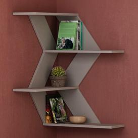 image-Wall Shelf Symple Stuff Finish: Light Mocca