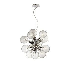 image-Parthenon 12-Light Sputnik Chandelier Ivy Bronx