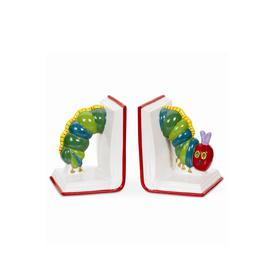 image-Portmeirion Very Hungry Caterpillar Book Ends