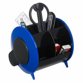 image-Desk Organiser Set Symple Stuff Colour: Blue