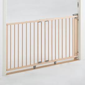 image-Child safety gate, 935-1330 mm, beech