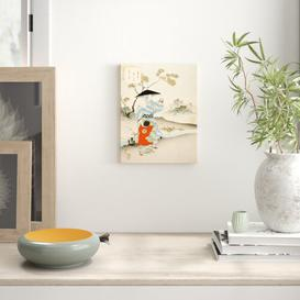 image-Woman and Child by Ogata Gekko Framed Graphic Art East Urban Home