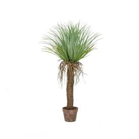 image-Artificial Palm Tree in Pot Bay Isle Home Size: 110cm H x 60cm W x 60cm D