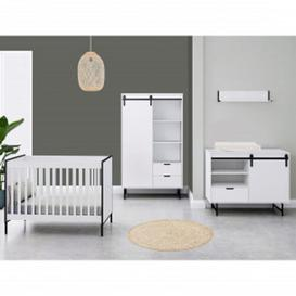 image-Malave Cot 3-Piece Nursery Furniture Set Isabelle & Max