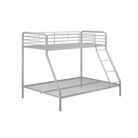 image-Farley Bunk Bed Isabelle & Max Colour (Bed Frame): Grey