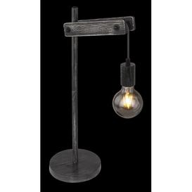 image-Detrick 56,5cm Table Lamp Williston Forge