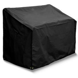 image-Simply Patio Bench Cover WFX Utility Colour: Black