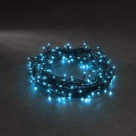 image-120 Micro LED Christmas Tree String Lights Konstsmide Colour: Light Blue