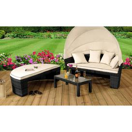 image-Rebeca Garden Daybed with Cushions Sol 72 Outdoor