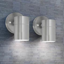 image-Whitley Bay Outdoor Wall Lantern Sol 72 Outdoor