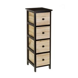 image-Consuelo 4 Drawer Chest Brambly Cottage