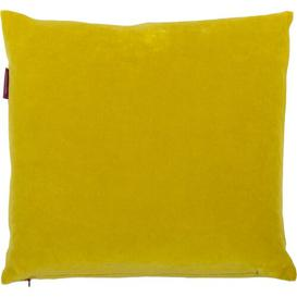image-Nicky Pillow Cover Farbenfreunde Size: 60 x 60cm, Colour: Curry