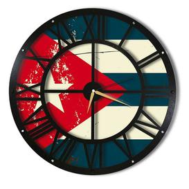 image-Garst 50cm Wall Clock Ebern Designs