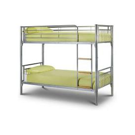 image-Atlas Metal Finish Children Bunk Bed