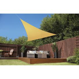 image-Tenney 3.6m Triangular Shade Sail Sol 72 Outdoor