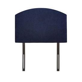 image-Luna Curved Top Single Size Divan Headboard