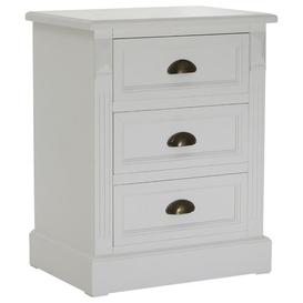 image-Scofield 3 Drawer Chest Beachcrest Home